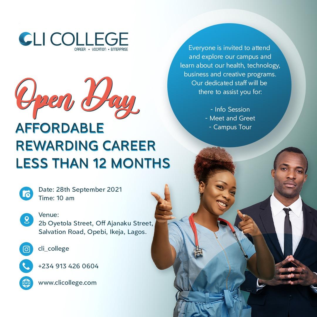 CLI College Open Day