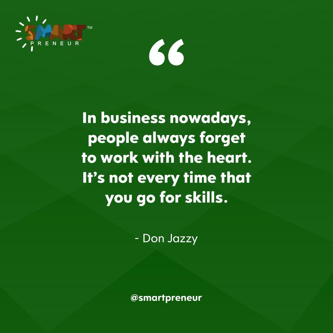 Smartpreneur Quote